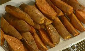 baked sweet potatoes with caramelized apples martha stewart