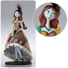 disney showcase nightmare before sally statue my box