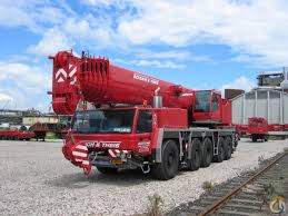 Tadano Atf 220g 5 Crane For On Cranenetwork Com