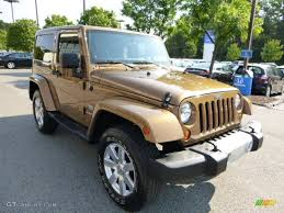olive jeep wrangler 2011 bronze star jeep wrangler sahara 70th anniversary 4x4