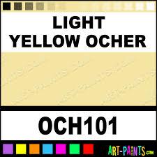 light yellow ocher powder casein milk paints och101 light