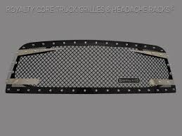 dodge ram 1500 grill dodge ram 1500 2013 2017 rc3dx innovative grille