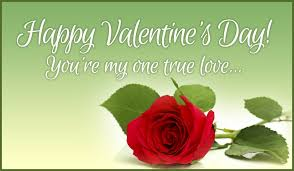 valentines day family free ecards greeting cards you re my one true love ecard free valentine s day cards online