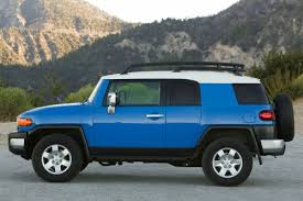 toyota cruiser 2007 used 2007 toyota fj cruiser pricing for sale edmunds