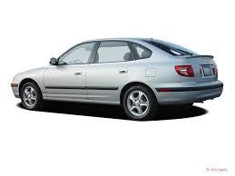 2005 hyundai elantra gt image 2005 hyundai elantra 5dr sedan gt auto angular rear