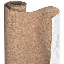Cork Liner For Cabinets Amazon Com Natural Cork Shelf Liner Home Improvement