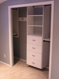 Closet Simple And Economical Solution Small Closets Tips And Tricks Small Closets Bedrooms And
