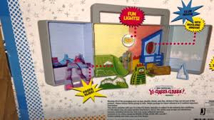 yo gabba gabba boombox playset product review