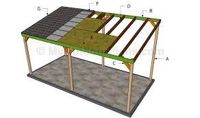 build diy wood carport design plans plans wooden inexpensive