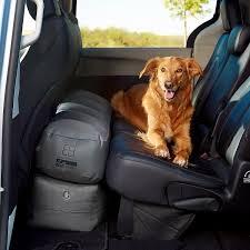 petego car seat extender inflatable platform black chewy com
