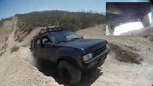 nissan safari lifted 4 wheeling table mesa in arizona 1991 nissan pathfinder youtube
