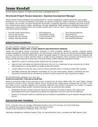 finance resume template exle finance resume finance resume template outstanding free