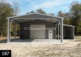 Garage With Carport Boat U0026 Car Carports Carport Empire