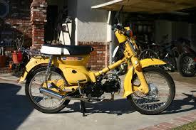 very successful lifan 125cc swap into 1981 honda c70 passport
