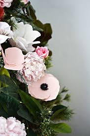 diy floral tree inspiration