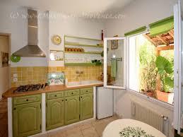 cuisine provence rental apartment bouches du rhône rémy de provence ref m1073