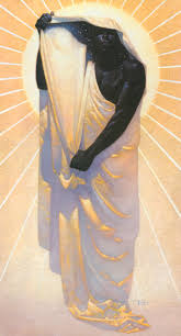 thomas blackshear visionary painter africans illustrations african art