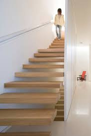 lowes stair treads staircase modern with contemporary floating
