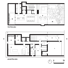 Glass House Floor Plans Optical Glass House By Hiroshi Nakamura U0026 Nap Architects