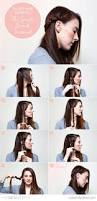 How To Make Easy Hairstyles At Home by 605 Best Hair Tutorials Images On Pinterest Hairstyles Make Up