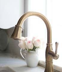 country style kitchen faucets this french country style cottage in california is full of