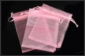 pink organza bags organza bag 150pcs promotion shop for promotional organza bag