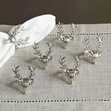 stag napkin rings reviews birch