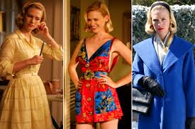 mad men dress mad men style evolution how don betty peggy joan and more
