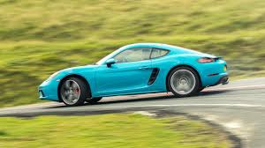 miami blue porsche boxster six things we learned about the new porsche cayman top gear