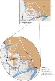 physico chemistry of elechi creek in the upper bonny estuary