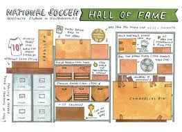 Floor Plan Of Warehouse by Who Knew That America U0027s Soccer Legacy Was Stored In Hillsborough