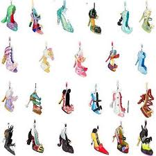 disney shoe ornaments figurines u disney so many ideas for