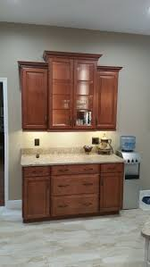 the bowman kitchen after york chocolate cabinetry orb hardware