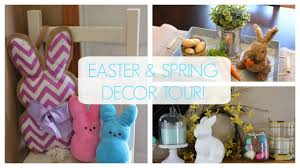 Spring Home Decor Easter U0026 Spring Home Decor Tour Youtube