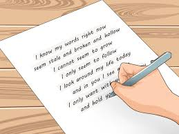 Letter For Him With A Broken Heart 3 Ways To Apologize To Your Girlfriend Wikihow
