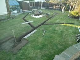 Drainage Problems In Backyard - garden drainage problems u2013 seasonal landscapes