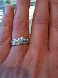 how to wear wedding ring set wedding rings proper way to wear engagement and wedding rings