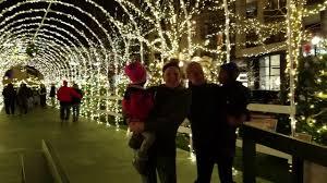 crocker park tree lighting 2017 crocker park christmas lights 2 youtube