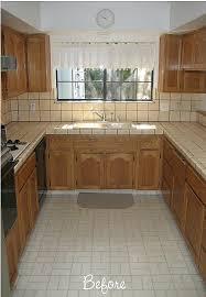 S Kitchen Makeover - before u0026 after carolyn u0027s
