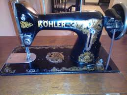 kohler serial number significance table kohler vintage sewing machines pinterest antique sewing