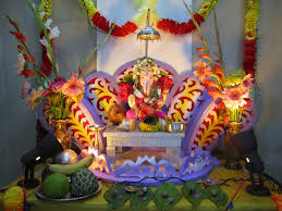 How To Decorate Home Temple Share Your Decorated Lord Ganesha Photo And Win 50
