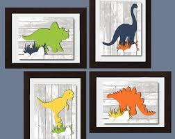 Dinosaur Nursery Decor Big One Wall Dinosaur Nursery Decor Boy