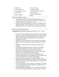 Resume Examples For College Students Engineering by 100 Resume Examples For Students Peace Corps Uva Career
