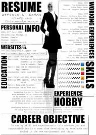 Do U0027s And Don U0027ts From The 23 Most Creative Resume Designs We U0027ve by Most Interesting Resume Designs Eliolera Com