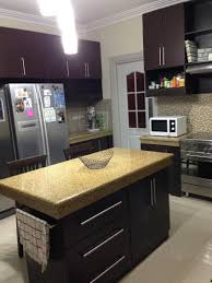 black kitchens and kitchen cabinets on pinterest idolza the philippines cavite mission kitchen remodel it is so pretty i am excited to start baking