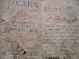 all about writing paper march 2017 the ardross man but as i thought about writing this post and telling you all about my find i thought i d like to know more about pears soap and my investigations