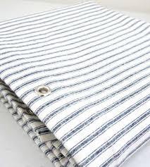 White Cotton Duck Shower Curtain Best 25 Farmhouse Shower Curtain Ideas On Pinterest Farm Style