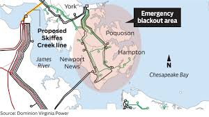 Virginia Power Outage Map by Dominion Virginia Power Sets Plan For Emergency Blackouts Daily