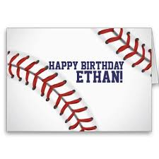 baseball birthday cards 45 best baseball birthday cards images on