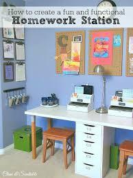 Childrens Room Decor Best 25 Kid Desk Ideas On Pinterest Kids Homework Station Kids